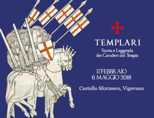 Academia Ikon Rus espone al Castello Sforzesco di Vigevano con i Templari