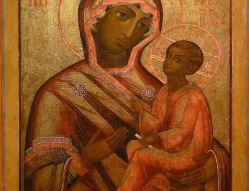 L'Arte delle Antiche Icone Russe