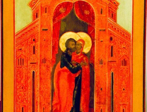 Perché le Antiche Icone Russe di Ikon Rus'? – 1