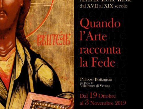 Importante Mostra a Villafranca di Verona
