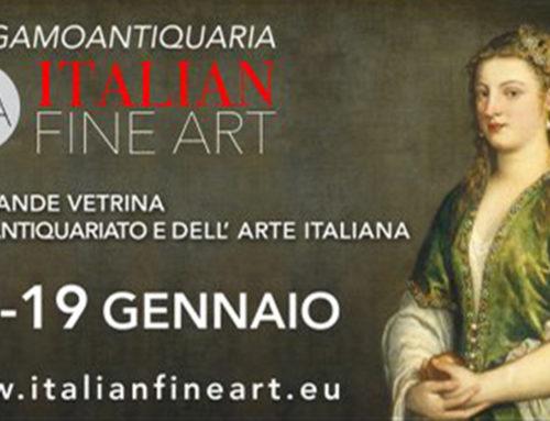 IFA Mostra Alto Antiquariato – dal 11 al 19 gennaio c/o Ente Fiera di Bergamo